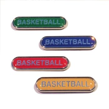 BASKETBALL badge